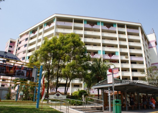 Jurong West - HDB Estate - 3