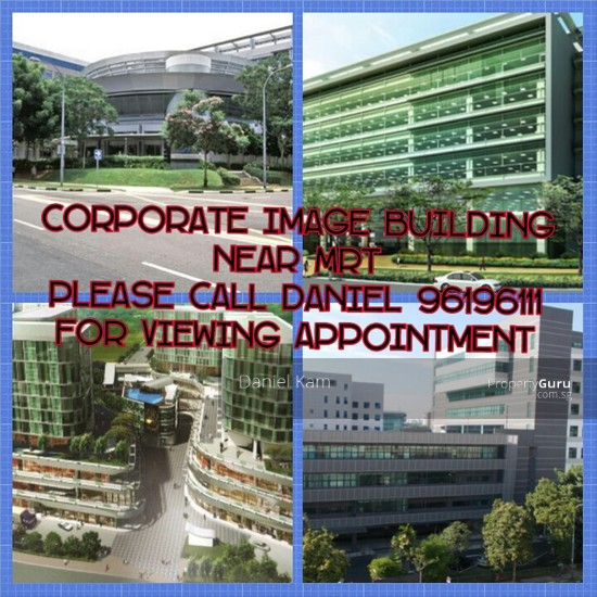 Light Industrial Near Mrt: Ground Floor Upper Floor B1 Industry Warehouse Cum Office