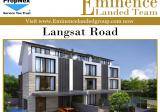 D14 New Corner-Terr 3.5sty with Pool @ Langsat Rd - Property For Sale in Singapore