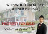 Westwood Cresent (Corner Terrace) - Property For Sale in Singapore