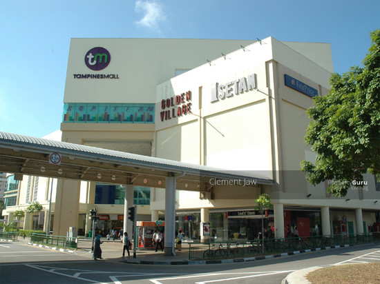 TAMPINES MALL RETAIL SPACE 355 SQFT, 529510 Singapore, Mall