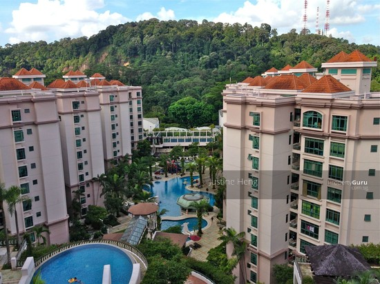 condominium for rent the hillside 341 upper bukit timah road