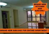 PRICE REDUCED! NEW KITCHEN & A/C! BUONA VISTA MRT - Property For Rent in Singapore