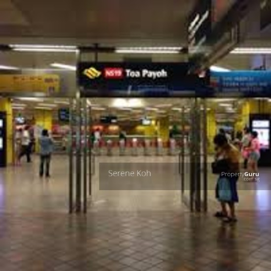 Light Industrial Near Mrt: Shop Near Toa Payoh Hub, Singapore, Shop / Shophouse For