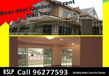 Jalan tarum Semi detached for rent - Property For Rent in Singapore