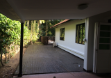 Black N White Single storey Bungalow - Property For Rent in Singapore