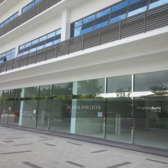 Light Industrial Units For Rent In Derby: B1 GROUND FLOOR UNIT LINK @ AMK, 3 Ang Mo Kio Street 62