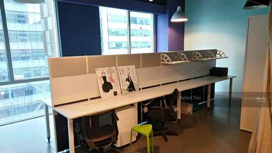 CITY HALL MRT   Fitted Office Space For Lease With Ample Natural Light,  City Hall MRT, Singapore, Office For Rent | CommercialGuru Singapore