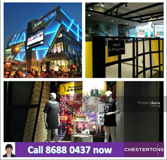 JCube, 2 Jurong East Central 1, 609731 Singapore, Mall