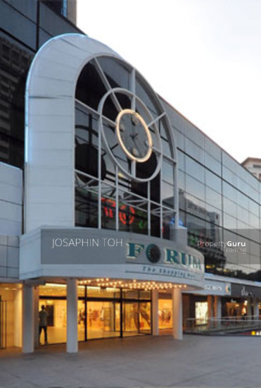 Forum The Shopping Mall Orchard 583 Road 238884 Singapore Food Beverage For Rent