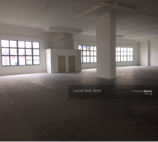 Light Industrial To Rent In Strawberry Lane Industrial: Ramp-up Factory Warehouse 6m High Ceiling @ Bukit Batok