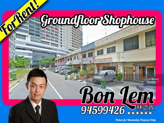 RARE] Groundfloor Fitted Shophouse @ Owen Road (1500sf