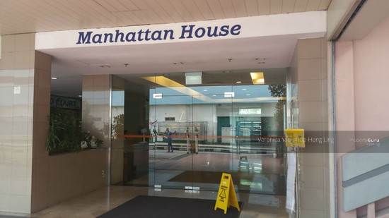 Manhattan House 151 Chin Swee Road 169876 Singapore Office For
