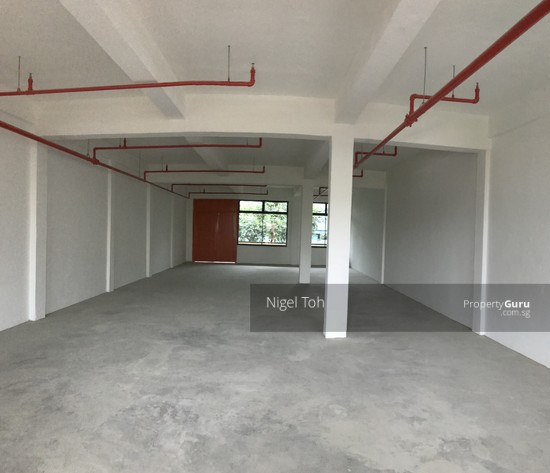 Light Industrial Near Mrt: 3 Minutes Walk To Commonwealth MRT, Suits Media, I.T