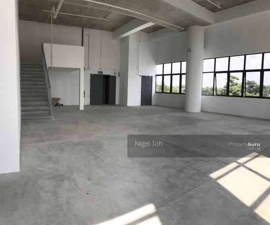 Light Industrial Units For Rent In Derby: New Building @ Tai Seng, New Building