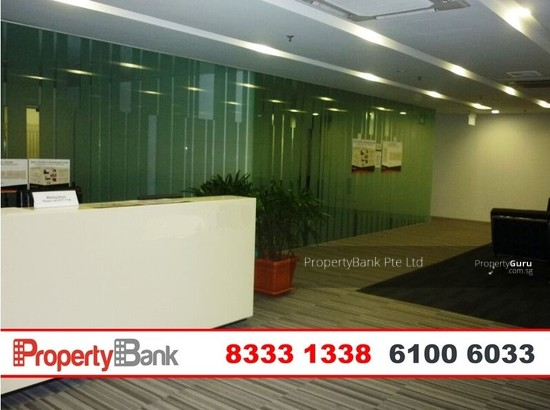 FITTED for IT Design companies Shared Facilities Bukit Merah