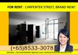 CARPENTER STREET - Property For Rent in Singapore
