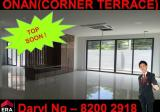 New Build Onan Road (I12 Katong) Corner Terrace - Property For Sale in Singapore