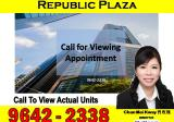 Republic Plaza - Property For Rent in Singapore