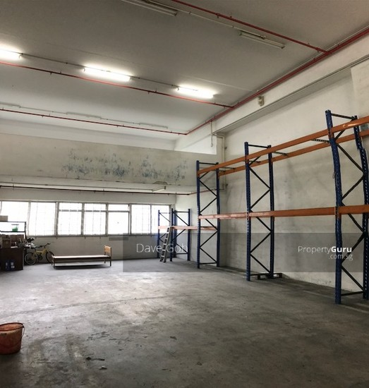 Light Industrial Near Mrt: Skytech Building, 2 Bukit Batok Street 24, 659480