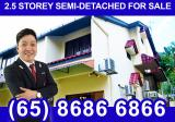 Semi-Detached - Property For Sale in Singapore