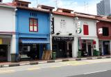 South Bridge road FnB shophouse near Cross street - Property For Rent in Singapore