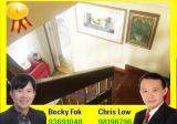 ❤ Good Size Corner Terrace near CHIJ St Nicholas - Property For Sale in Singapore