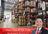 8m Ceiling | Ramp Up | Loading Bay Warehouse @ Changi - Property For Rent in Singapore