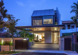FULLY REBUILT 2.5 STOREY MODERN SEMI D ON HIGH GROUND GREENLEAF - Property For Sale in Singapore
