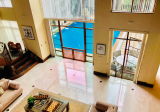 Resort Living with Swimming Pool, Living Hall with High Ceiling, 6+1 Bedrooms Ensuite - Property For Sale in Singapore