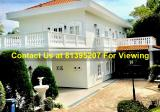 Beautiful, Renovated Bungalow at Dalvey for Rent, 5 mins to Botanic Gardens - Property For Rent in Singapore