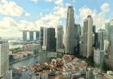 ★Rare Single Floor Plate CBD Office with Panoramic Marina Bay Sands View for Sale★ - Property For Sale in Singapore