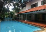 Walk to MRT! Cosy 3 Storey Bungalow with Pool at Maple Lane for RENT - Property For Rent in Singapore