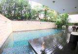 Beautiful Bungalow with Private pool along Merryn road for rent! Basement Park 4-5 cars! - Property For Rent in Singapore