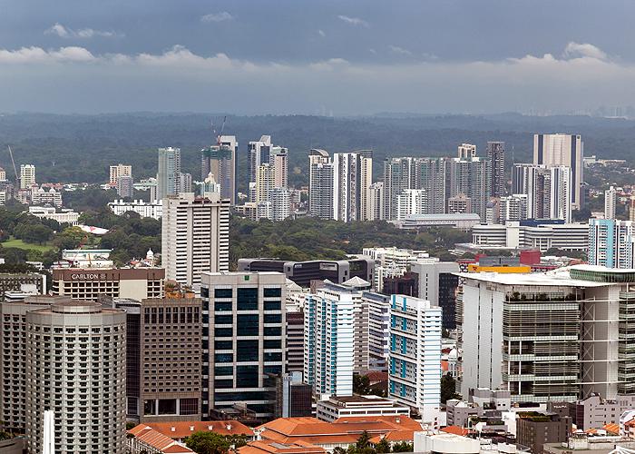 Singapore Private Homes data April 2015
