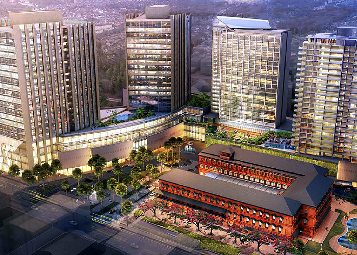 Yangon Project Will Be City S Biggest Overseas