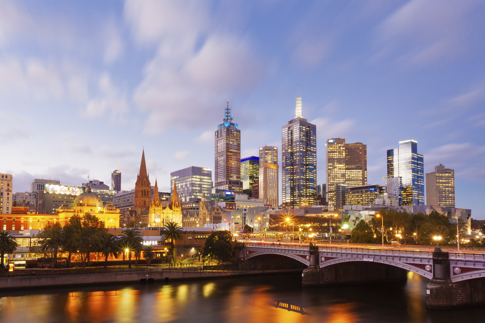 Melbourne: Investing in the world's most liveable city ...