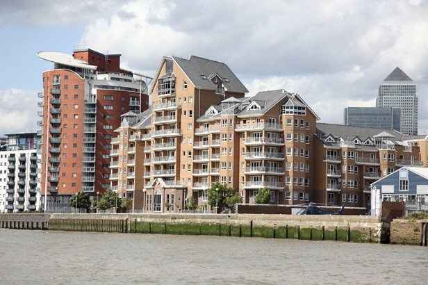 Apartment Buildings In London