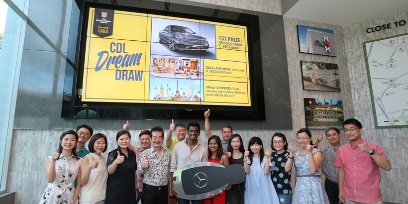 CDL Dream Draw Group Photo
