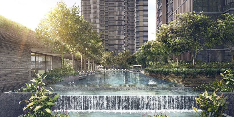 Lian Beng wins contract to build Martin Modern condo
