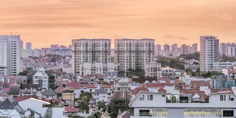 Singapore home prices the second highest in Asia