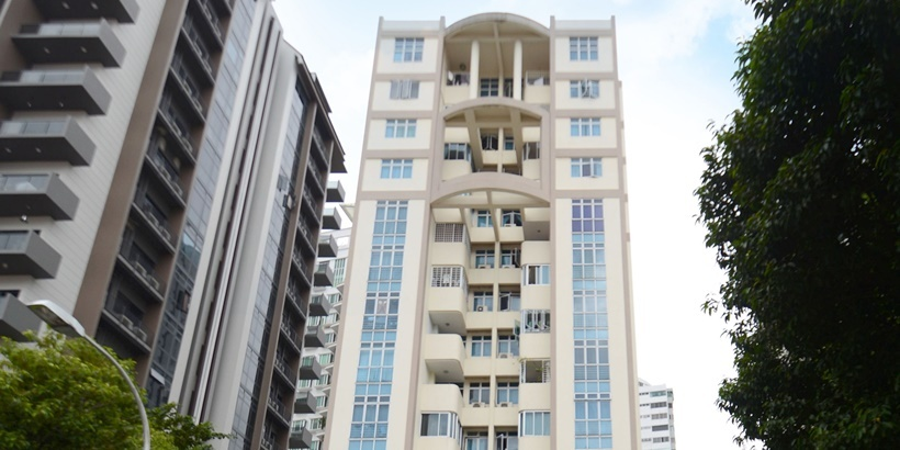Summer green in balestier up for en bloc sale singapore for 24 unit apartment building for sale