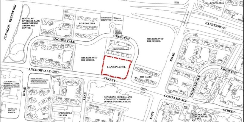 Anchorvale Crescent EC Land Parcel Crop