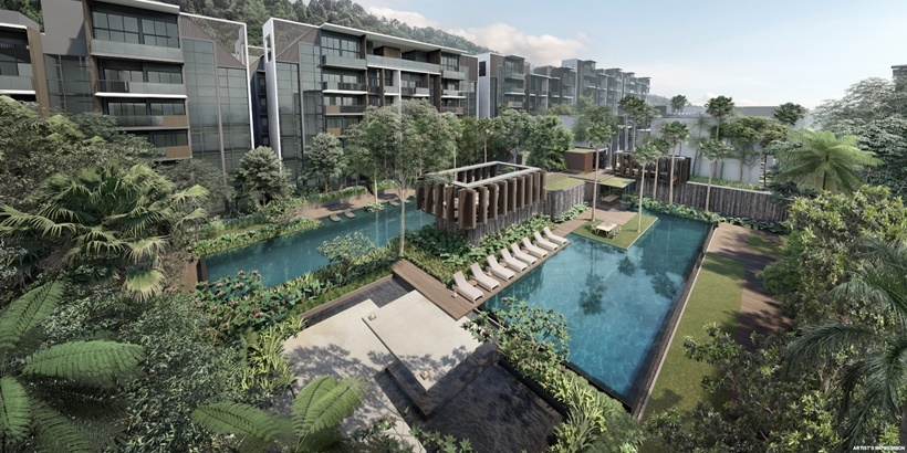 Kent Ridge Hill Residences crop