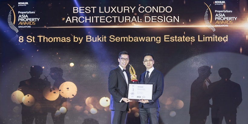 Best luxury condo architectural design