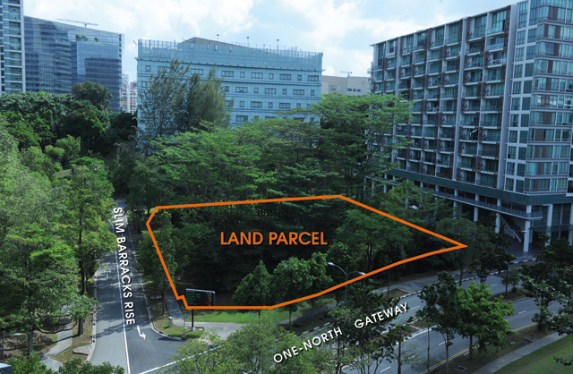 One-north Gateway site attracts 9 bids, 2 other sites