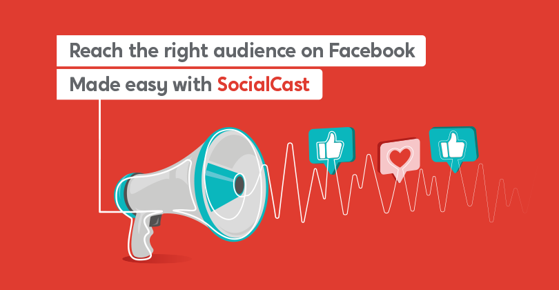 SocialCast On Facebook Targeting The Right Property Seekers