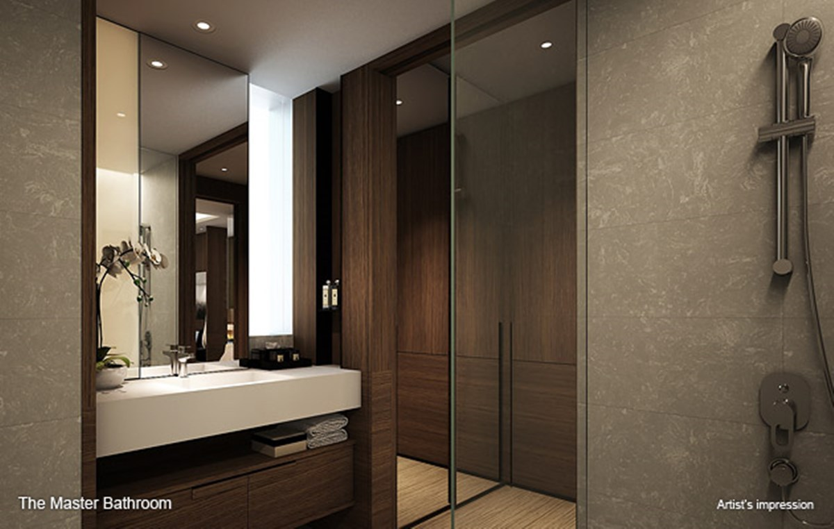 Echelon review propertyguru singapore for Bathroom designs singapore