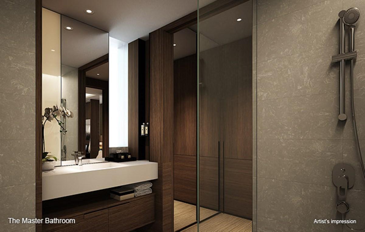 Echelon review propertyguru singapore for Bathroom designs singapore