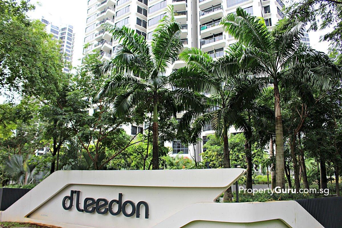 Garden villas at d leedon - D Leedon Project